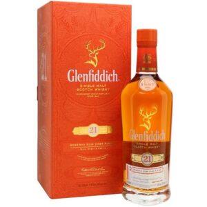 Glenfiddich 21 years 0.7L