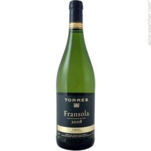 Torres Fransola белое,сухое 2011 0.75L