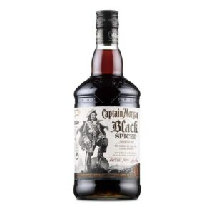Captain Morgan Black 0.75L