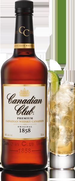 Canadian Club 1L