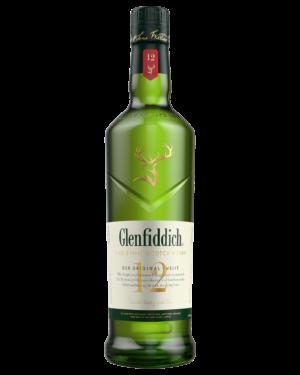 Glenfiddich 12 years 1L