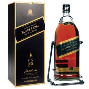 J. Walker Black Label 4.5L