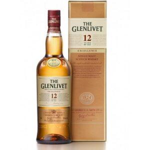 GLENLIVET 12 лет 0.7L