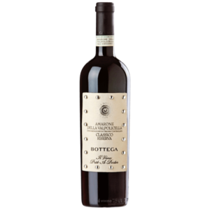 Bottega Amarone Riserva 0.75L