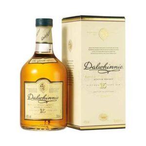 Dalwhinnie 15YO Highland Single Malt 0.7L
