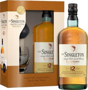 Singleton of Dufftown 12 YO VAP (с двумя стаканами) 0.7L