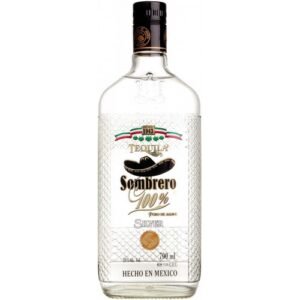 Sombrero Silver 0.75L