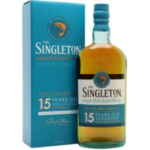 Singleton of Dufftown 15 YO 0.7L