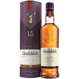 Glenfiddich 15 years 0.7L
