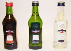 Martini Bianco,Extra Dry 0.05L