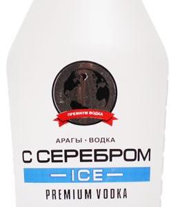 С серебром Ice 0.75L