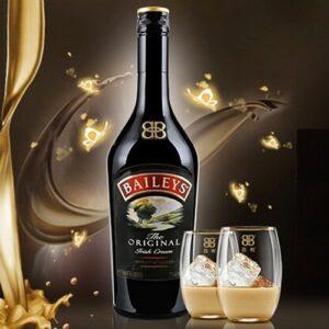 Bailey's Irish Cream VAP (с двумя стаканами) 0.7L