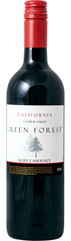 Green Forest Ruby Cabernet красное 0.75L
