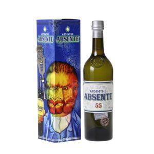 Absente Etui Van Gogh GB 0.1L