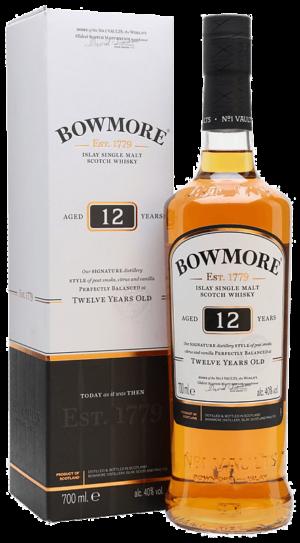 Bowmore 12 ye 0.7L
