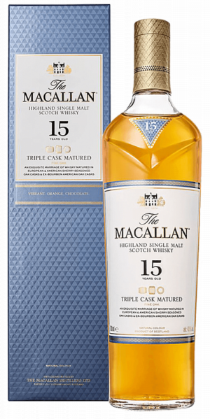 Maccalan 15 years 0.7L