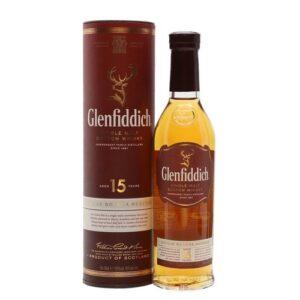 Glenfiddich 15 years 0.05L