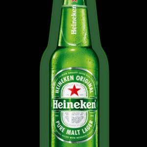 Heineken bottles 0.33L