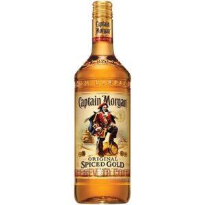 Captain Morgan Spiced Gold 0.75L