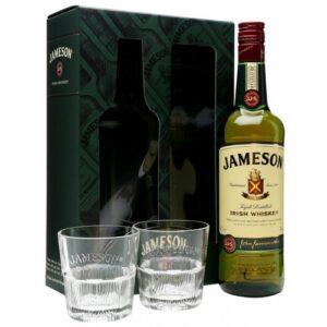 John Jameson GB + 2 стакана 0.7L