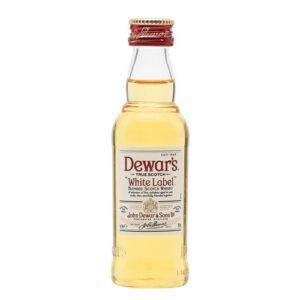 Dewar's White Label 0.05L