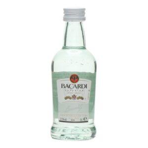 Bacardi Superior 0.05L