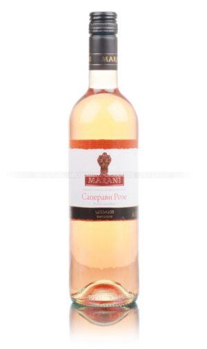 Марани саперави розе 0.75L