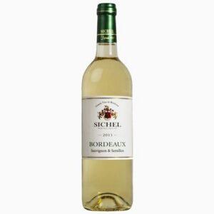 Sichel Бордо белое 0.75L