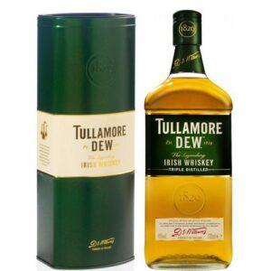 Tullamore Dew Metall Box 0.7L